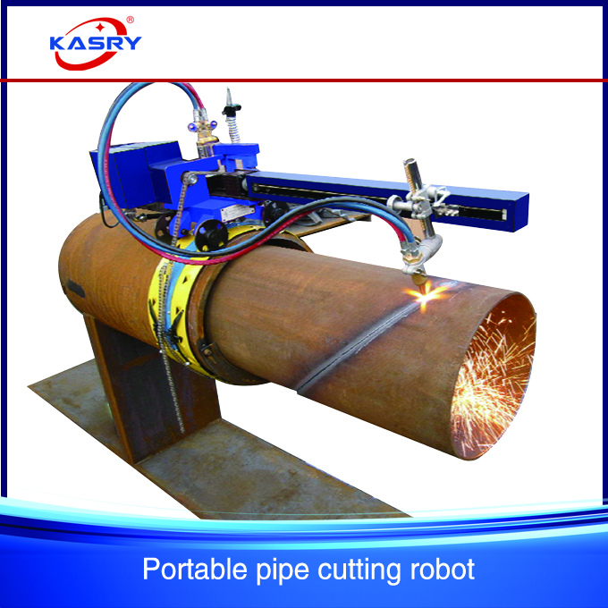 KR-XB Portable Pipe Cutting Machine ...  sc 1 st  Pipe Profile Cutting MachineBeam Cutting MachinePipe Cutting ... & Portable pipe CNC cutting robotcheap pipe cutterpipe gas cutter ...